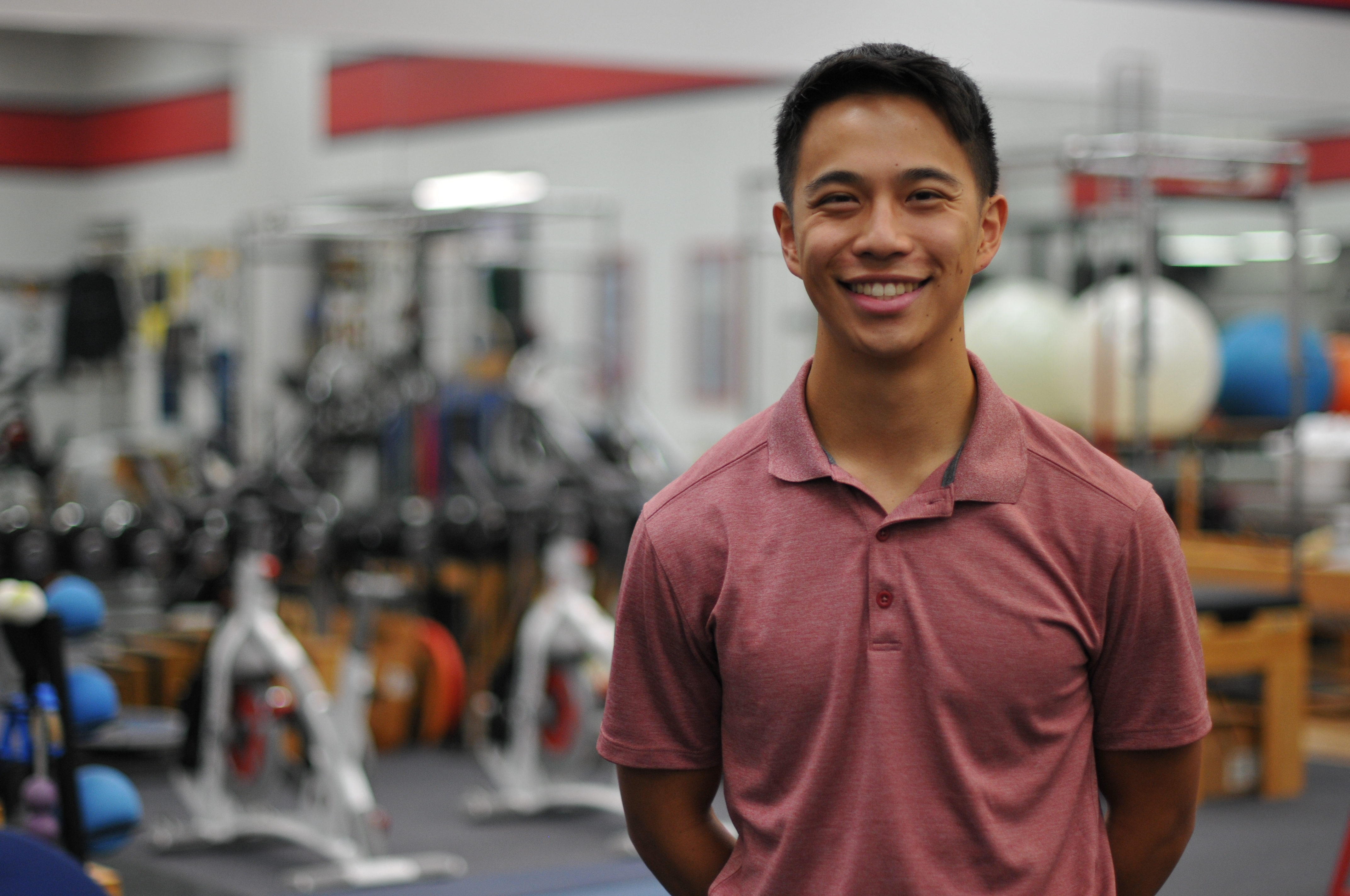 Eric Lin, SPT Northwestern University Doctorate Student